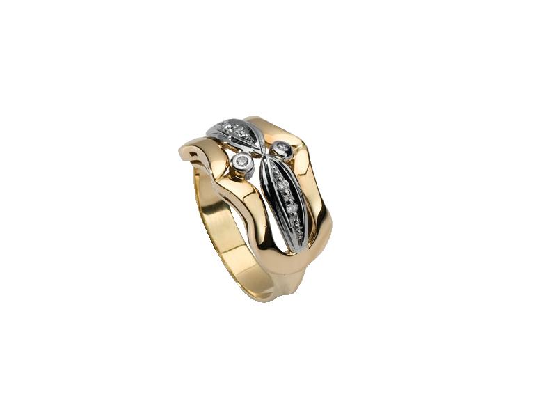 Tulipánt kollekció, gyűrű